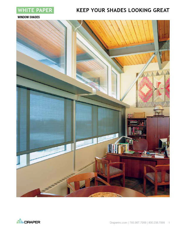 Window Shade Design and Aesthetics